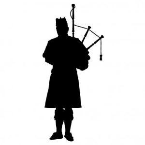 Bagpiper icon