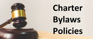 PCBA Charter Bylaws & Policies page link