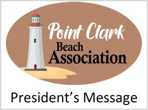 President's Message page link