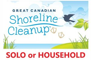 Shoreline Clean Up event - click here to go to registration page